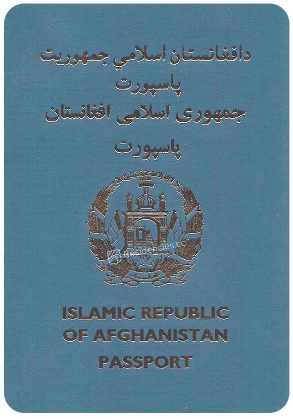Passport of Afghanistan, henley passport index, arton capital's passport index 2020
