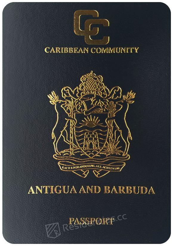 Passport of Antigua and Barbuda, henley passport index, arton capital's passport index 2020