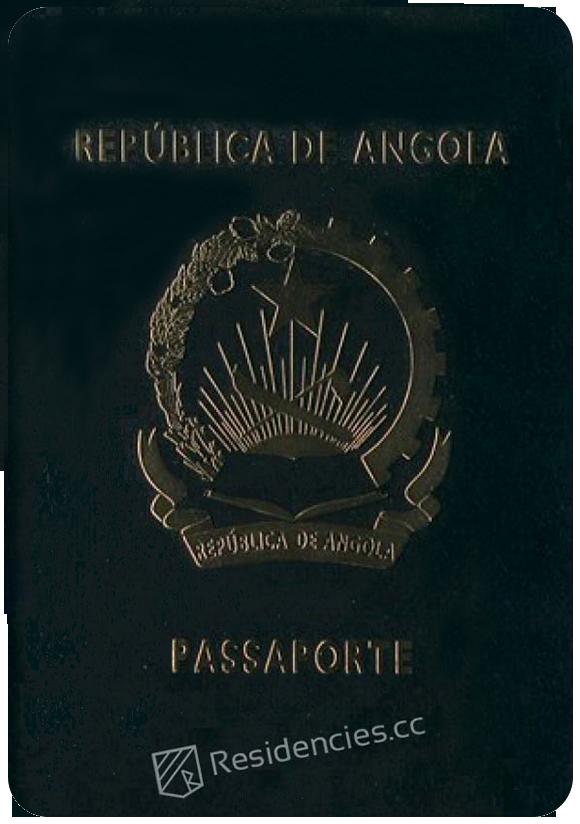 Passport of Angola, henley passport index, arton capital's passport index 2020