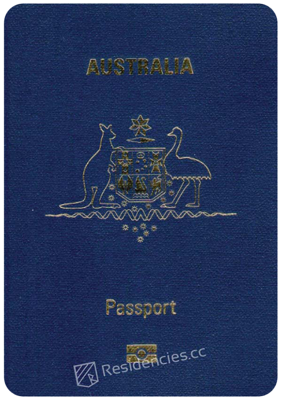 Passport of Australia, henley passport index, arton capital's passport index 2020