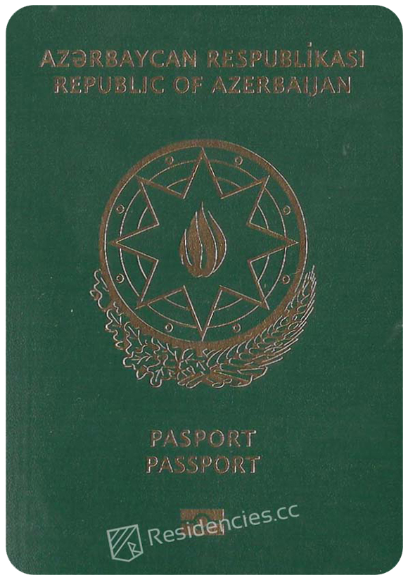 Passport of Azerbaijan, henley passport index, arton capital's passport index 2020