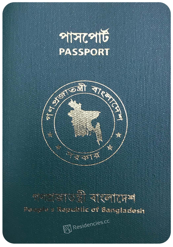 Passport of Bangladesh, henley passport index, arton capital's passport index 2020