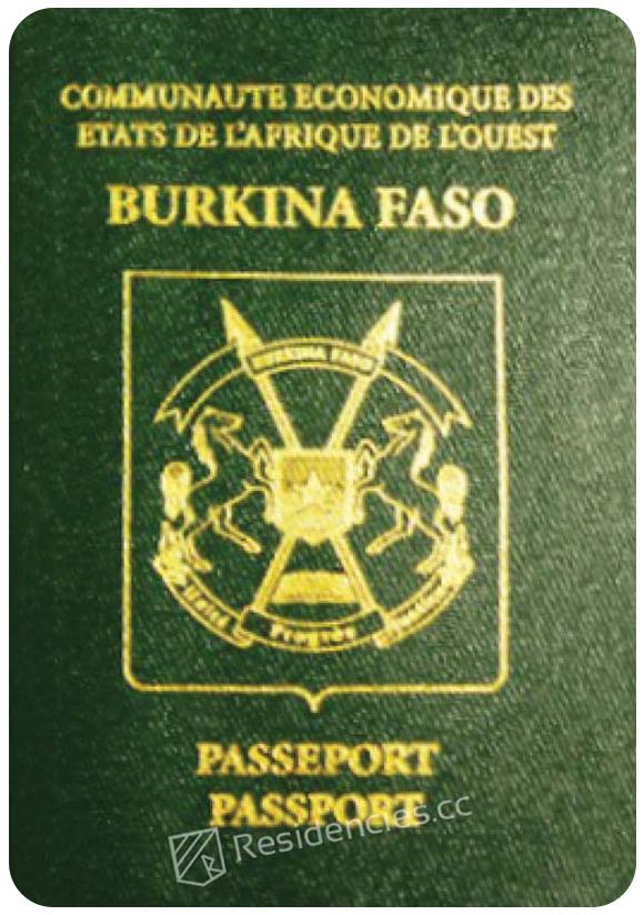 Passport of Burkina Faso, henley passport index, arton capital's passport index 2020