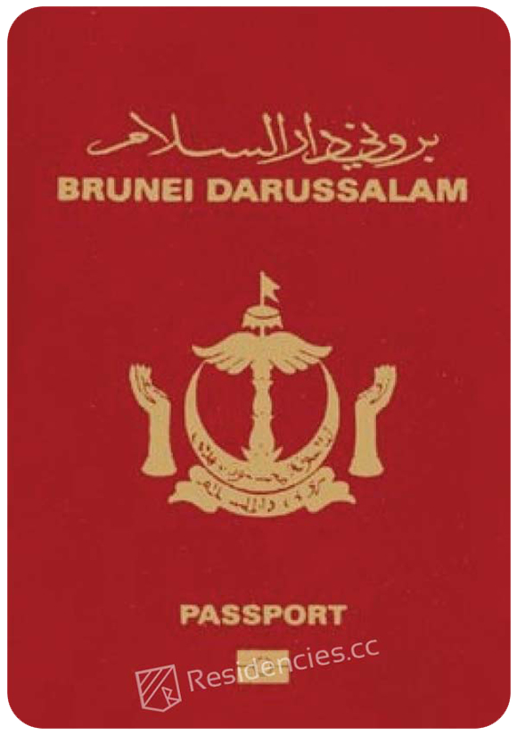 Passport of Brunei, henley passport index, arton capital's passport index 2020