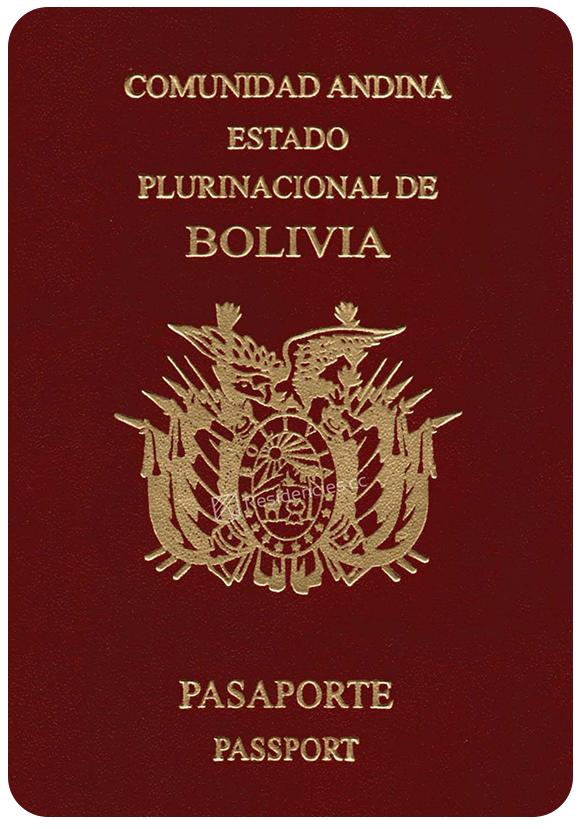Passport of Bolivia, henley passport index, arton capital's passport index 2020