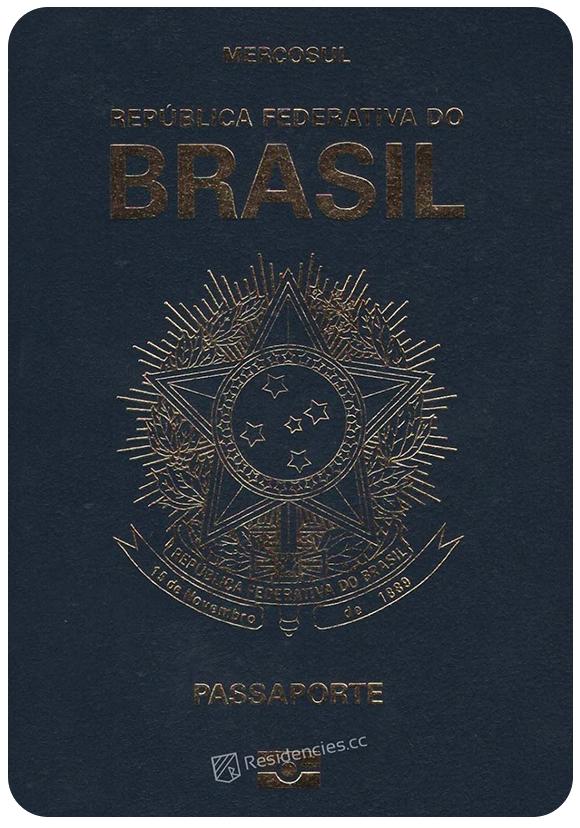 Passport of Brazil, henley passport index, arton capital's passport index 2020