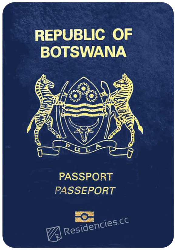 Passport of Botswana, henley passport index, arton capital's passport index 2020