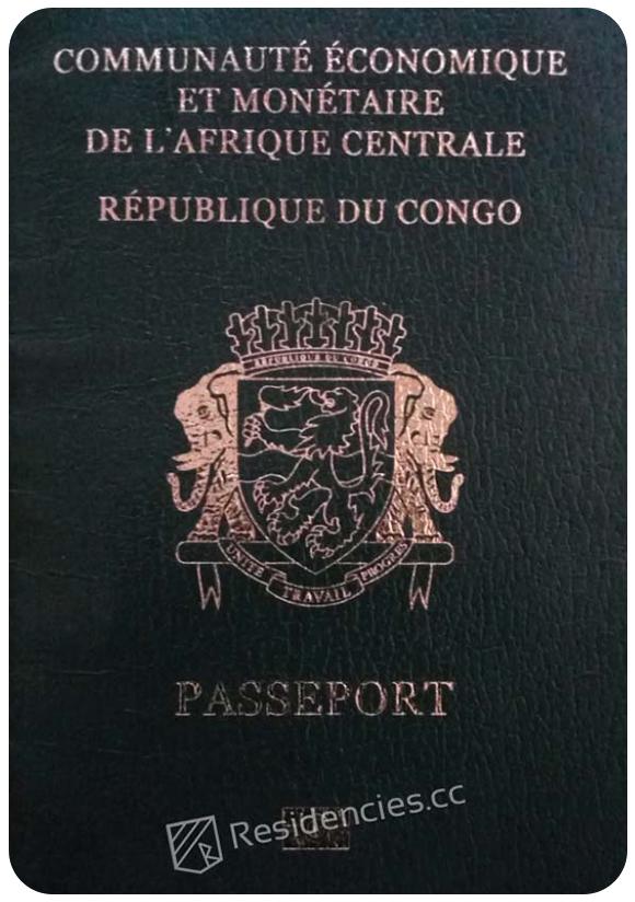 Passport of Congo, henley passport index, arton capital's passport index 2020