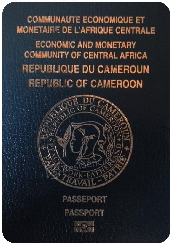 Passport of Cameroon, henley passport index, arton capital's passport index 2020