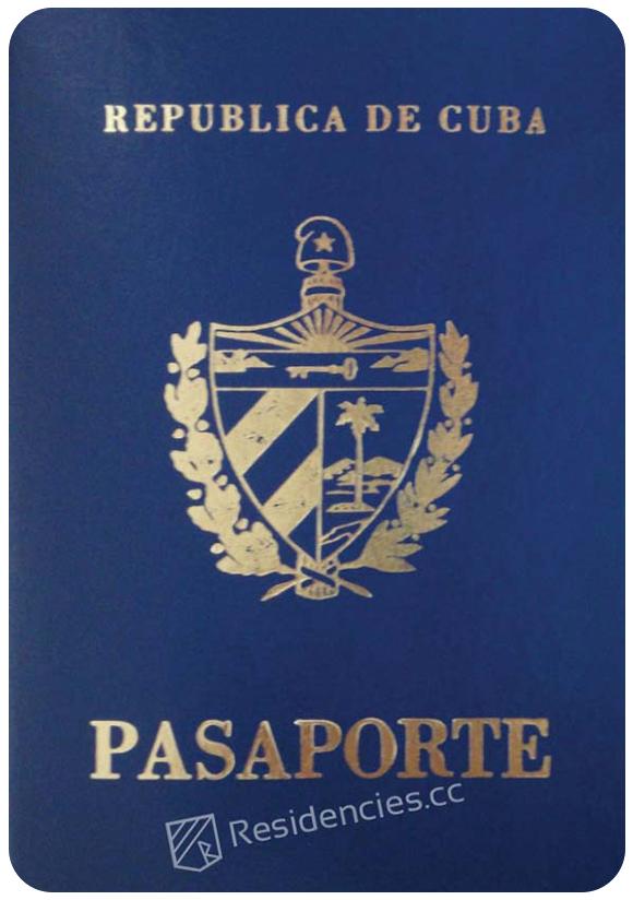 Passport of Cuba, henley passport index, arton capital's passport index 2020