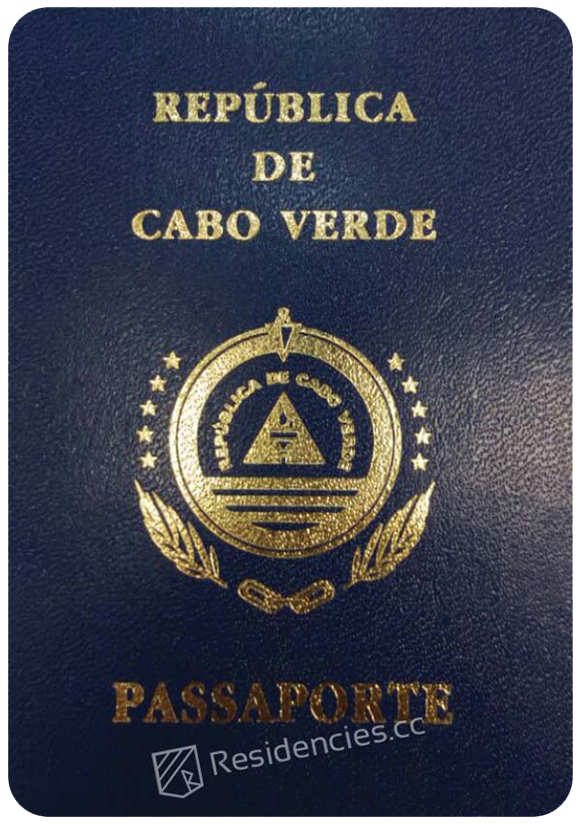 Passport of Cape Verde, henley passport index, arton capital's passport index 2020