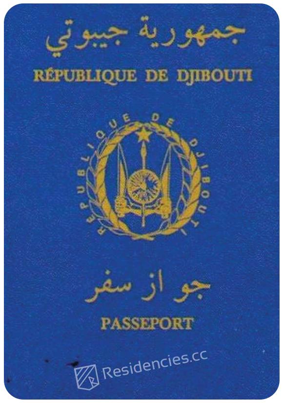 Passport of Djibouti, henley passport index, arton capital's passport index 2020