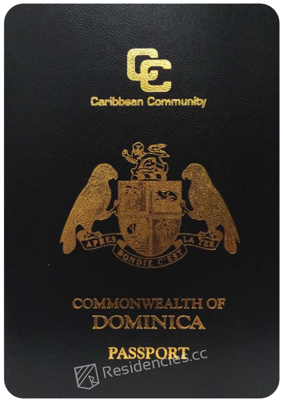 Passport of Dominica, henley passport index, arton capital's passport index 2020