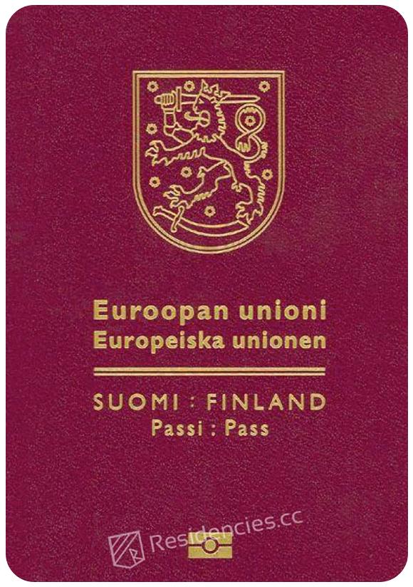 Passport of Finland, henley passport index, arton capital's passport index 2020