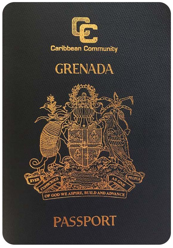 Passport of Grenada, henley passport index, arton capital's passport index 2020