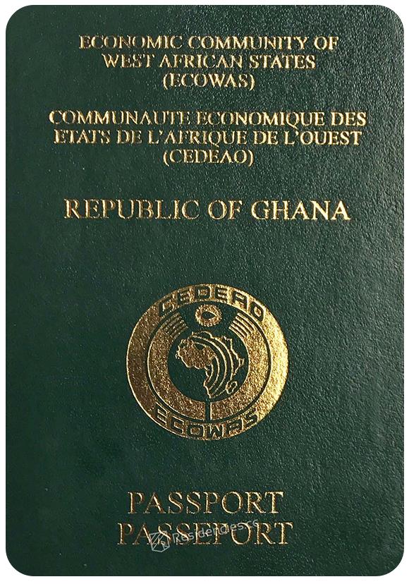 Passport of Ghana, henley passport index, arton capital's passport index 2020