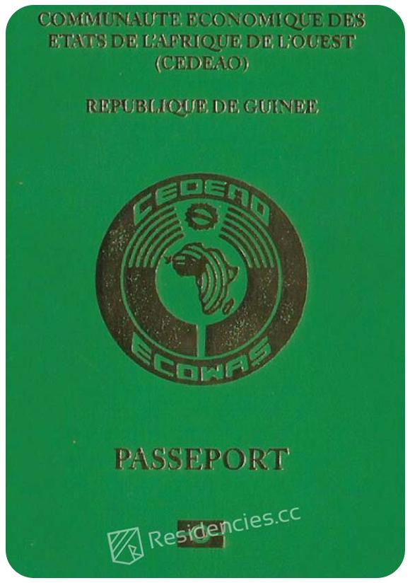 Passport of Guinea, henley passport index, arton capital's passport index 2020