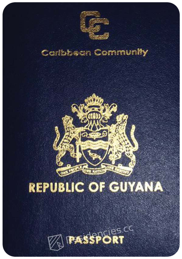Passport of Guyana, henley passport index, arton capital's passport index 2020