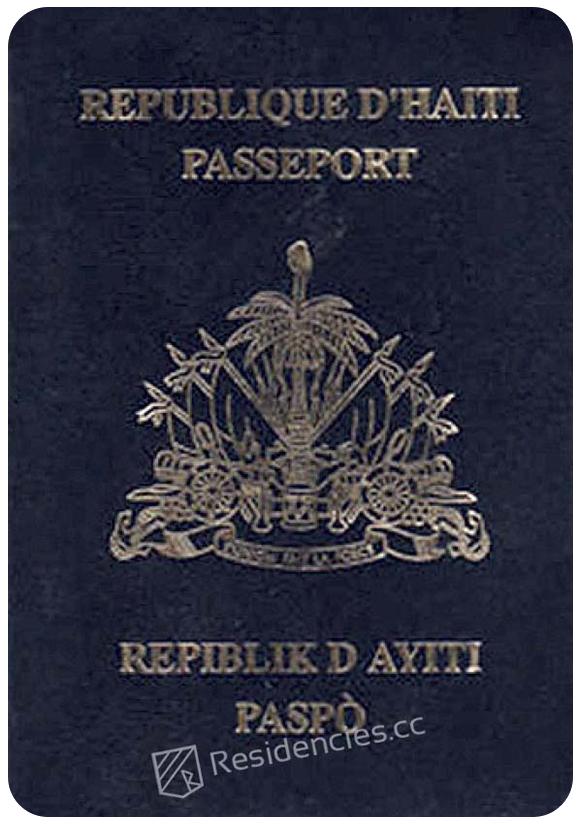 Passport of Haiti, henley passport index, arton capital's passport index 2020