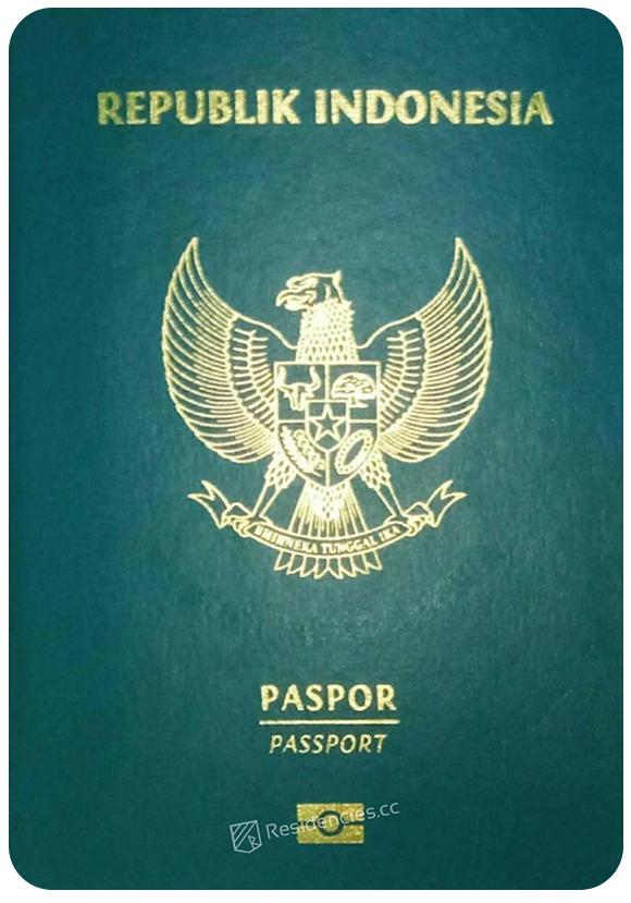 Passport of Indonesia, henley passport index, arton capital's passport index 2020