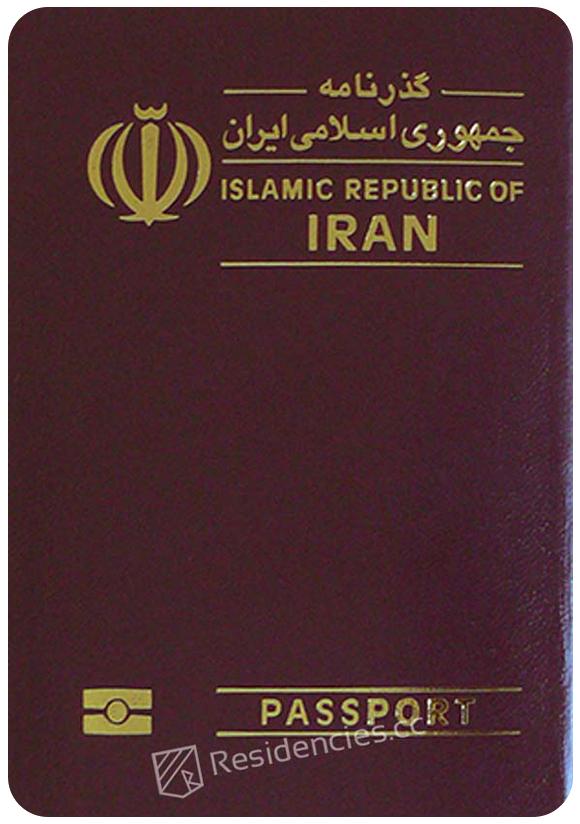 Passport of Iran, henley passport index, arton capital's passport index 2020