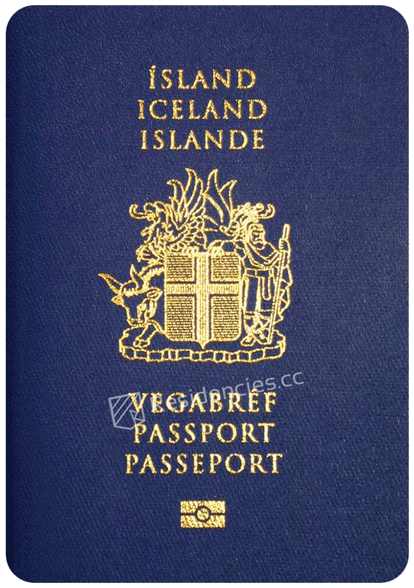 Passport of Iceland, henley passport index, arton capital's passport index 2020