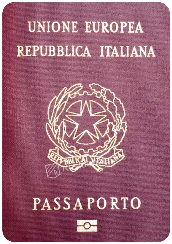 Passport of Italy, henley passport index, arton capital's passport index 2020