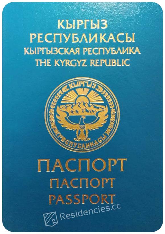 Passport of Kyrgyzstan, henley passport index, arton capital's passport index 2020