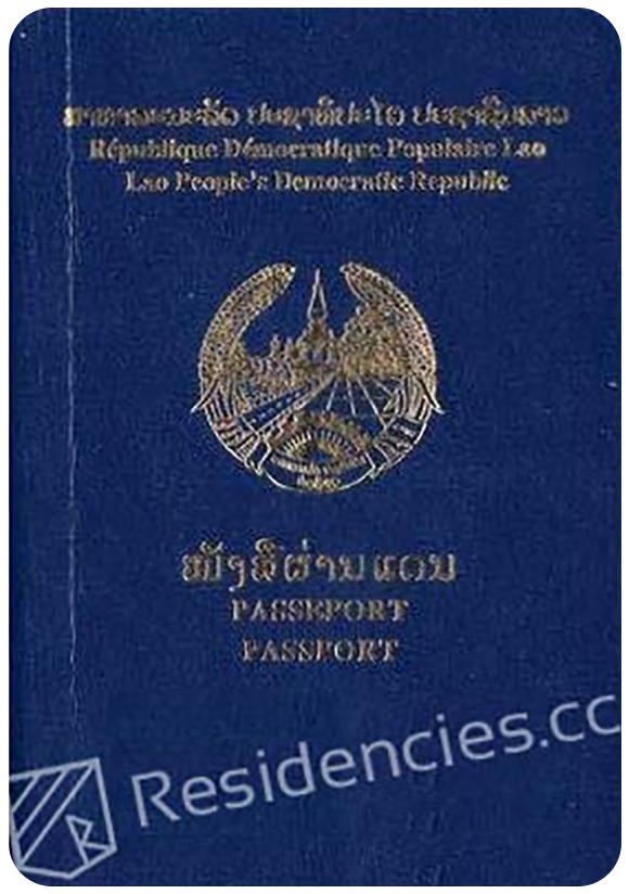Passport of Laos, henley passport index, arton capital's passport index 2020