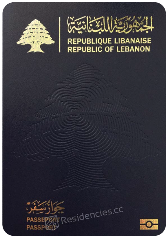 Passport of Lebanon, henley passport index, arton capital's passport index 2020