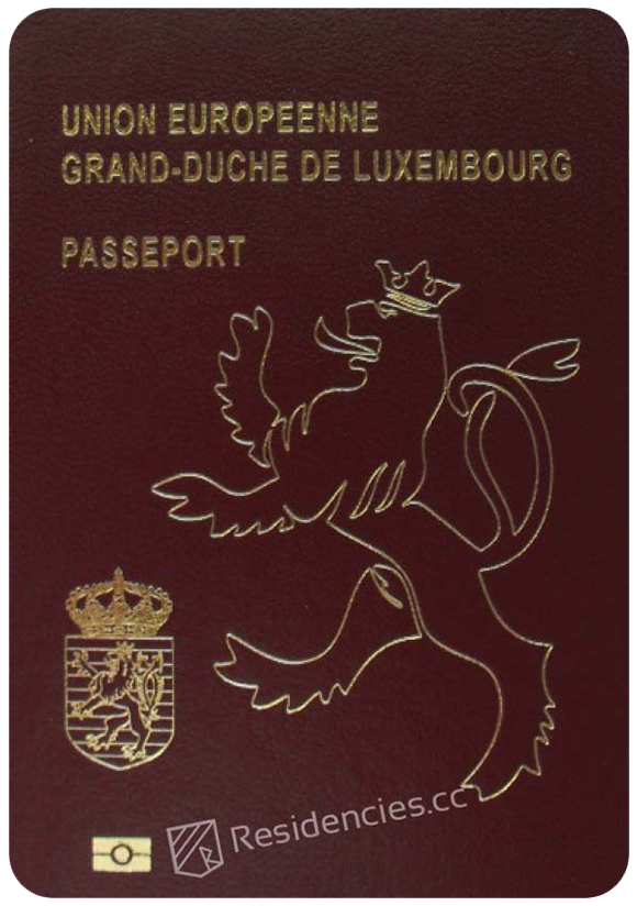 Passport of Luxembourg, henley passport index, arton capital's passport index 2020