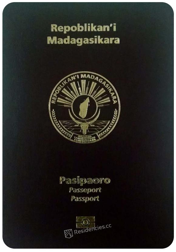 Passport of Madagascar, henley passport index, arton capital's passport index 2020