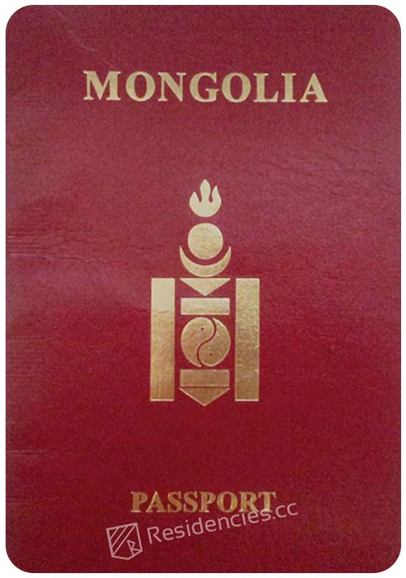 Passport of Mongolia, henley passport index, arton capital's passport index 2020