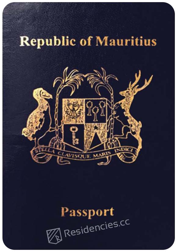Passport of Mauritius, henley passport index, arton capital's passport index 2020