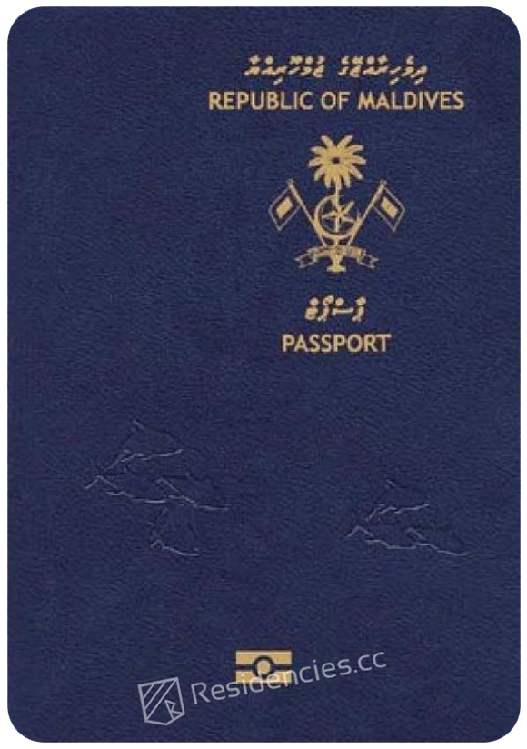 Passport of Maldives, henley passport index, arton capital's passport index 2020