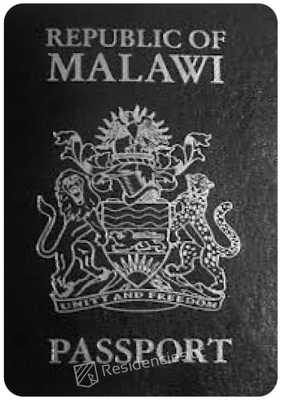 Passport of Malawi, henley passport index, arton capital's passport index 2020