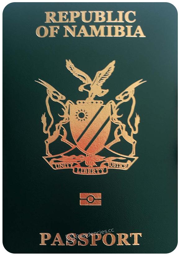 Passport of Namibia, henley passport index, arton capital's passport index 2020