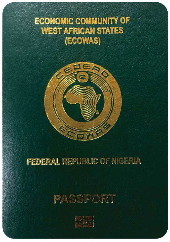 Passport of Nigeria, henley passport index, arton capital's passport index 2020