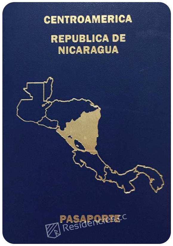 Passport of Nicaragua, henley passport index, arton capital's passport index 2020
