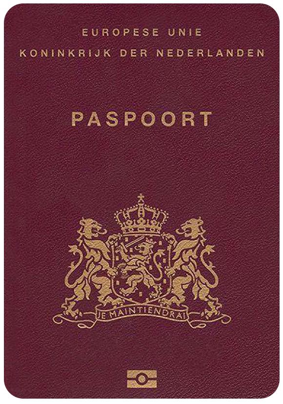 Passport of Netherlands, henley passport index, arton capital's passport index 2020