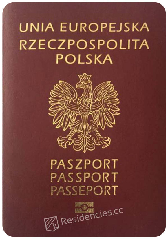 Passport of Poland, henley passport index, arton capital's passport index 2020