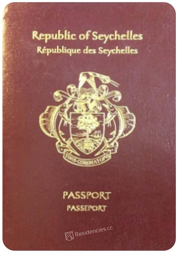 Passport of Seychelles, henley passport index, arton capital's passport index 2020