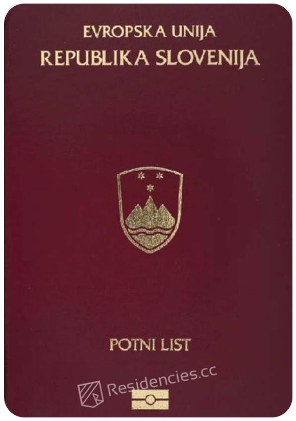 Passport of Slovenia, henley passport index, arton capital's passport index 2020