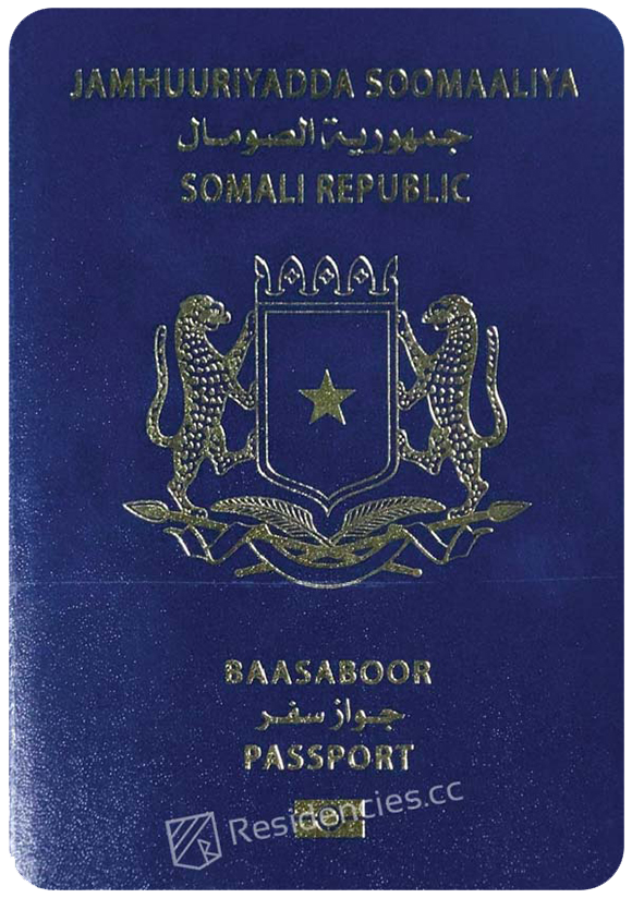 Passport of Somalia, henley passport index, arton capital's passport index 2020
