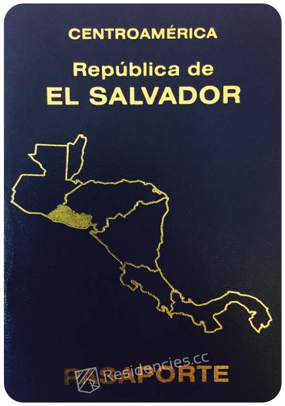 Passport of El Salvador, henley passport index, arton capital's passport index 2020