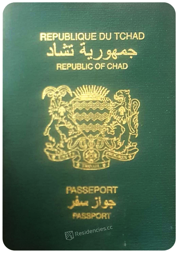 Passport of Chad, henley passport index, arton capital's passport index 2020