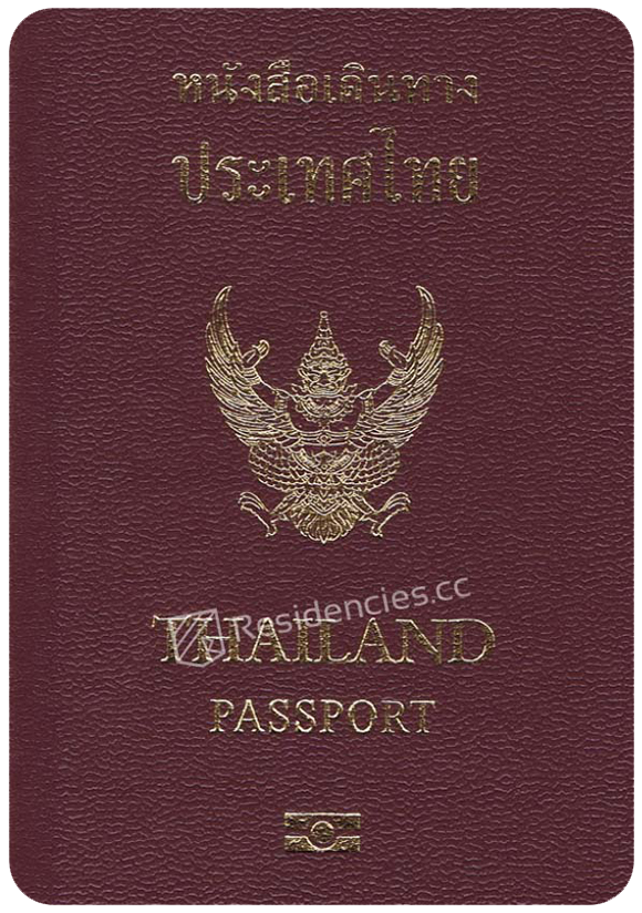 Passport of Thailand, henley passport index, arton capital's passport index 2020