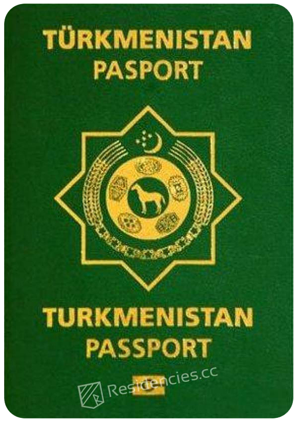 Passport of Turkmenistan, henley passport index, arton capital's passport index 2020