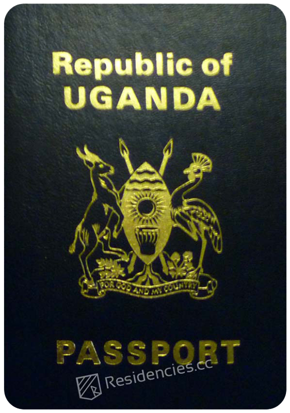 Passport of Uganda, henley passport index, arton capital's passport index 2020