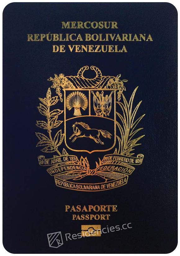 Passport of Venezuela, henley passport index, arton capital's passport index 2020